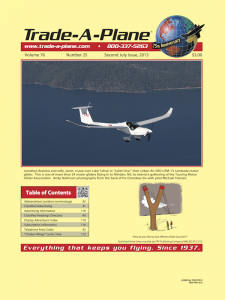 Trade-A-Plane second July Issue 2013